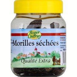 Morilles séchées, qualité extra
