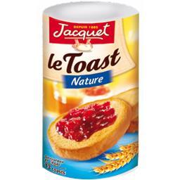 Le Toast nature