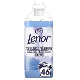 Lenor Lenor Adoucissant caresse aérienne La bouteille de 46 lavages