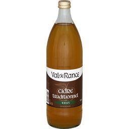 Cidre brut traditionnel