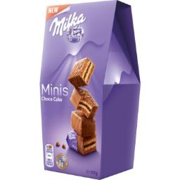 Milka Milka Minis Choco Cake la boite de 117 g