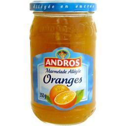 Marmelade allégée oranges