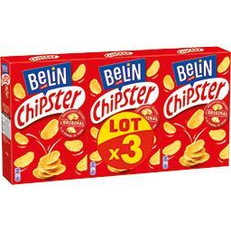 Chipster - Pétales soufflés à la pomme de terre