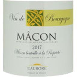 Macon vin blanc L'Aurore