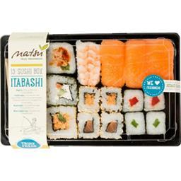 Sushi Itabashi 15 pièces