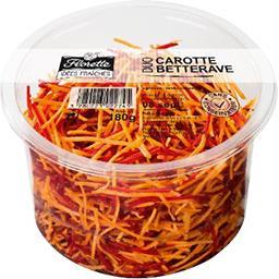 Florette Florette Duo carottes betteraves la barquette de 180 g