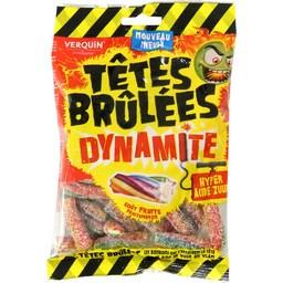 Bonbons Dynamite Têtes Brûlées