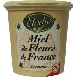Miel crémeux de fleurs de France