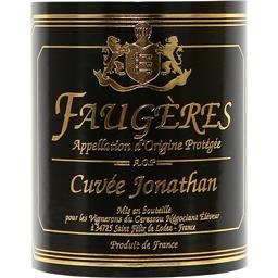 Faugère, vin rouge