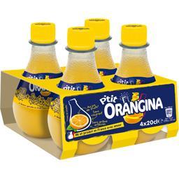 Orangina P'tit soda à l'orange