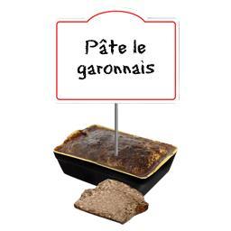 Pâté 'Le Garonnais' à l'ancienne