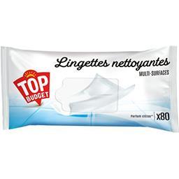 Lingettes nettoyantes multi-surfaces