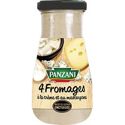 Sauce 4 fromages