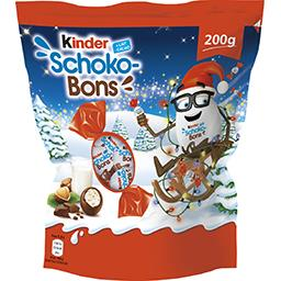 Schoko-Bons - Bonbons de chocolat fourrés lait et noisettes