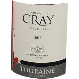 Touraine, vin rouge
