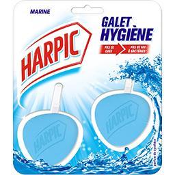 Harpic Harpic Galet hygiène marine les 2 galets de 40 g
