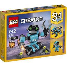 Creator - Le Robot Explorateur