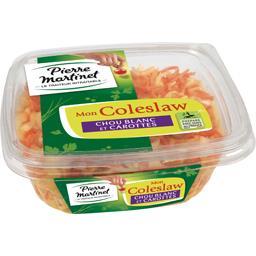Pierre Martinet Pierre Martinet Mon Coleslaw chou blanc et carottes la barquette de 300 g