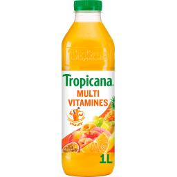 Tropicana Jus de fruits multivitamines
