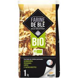Farine de blé type 65 BIO