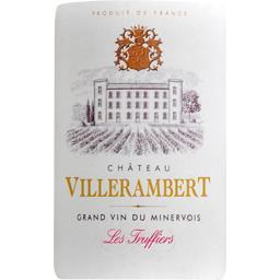 Villerambert Les Truffiers - Grand Vin du Minervois, vin rouge