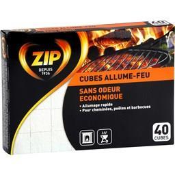 Cubes allume-feu sans odeur économique