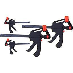 Serre-joints réversibles 1 main 110-145 mm