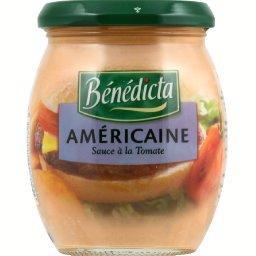 Sauce américaine à la tomate