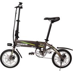 Vélo pliant avec assistance électrique