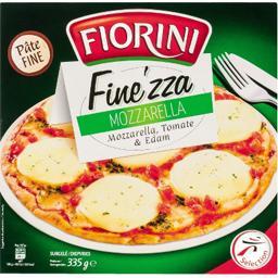 Pizza Fine'zza mozzarella