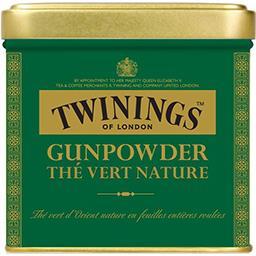 Thé vert nature Gunpowder