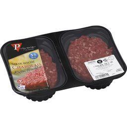 Steak haché charolais façon bouchère 5% MG