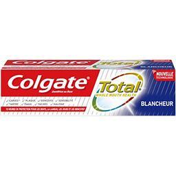 Colgate Colgate Total - Dentifrice Blancheur le tube de 75 ml