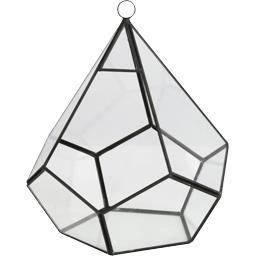 Suspension diamant grand modèle