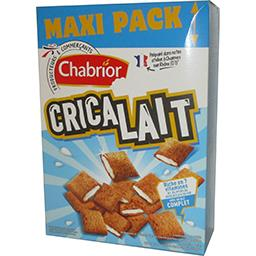 Céréales Crica lait