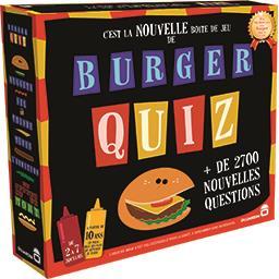 Dujardin Dujardin Burger Quiz le jeu