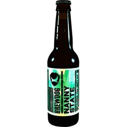Brewdog Brewdog Bière Nanny State la bouteille 330 ml
