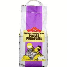 Aliment complet pour poules pondeuses