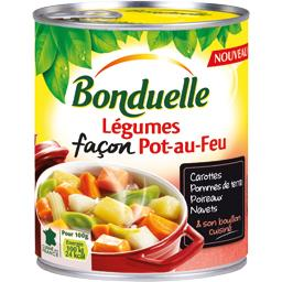 Légumes façon Pot-au-feu