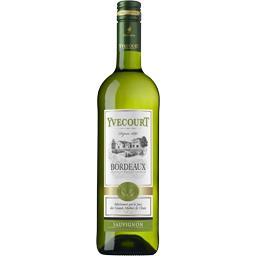 Cellier Yvecourt Yvecourt Bordeaux Sauvignon la bouteille de 75 cl