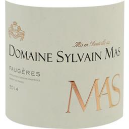 Château sylvain mas, vin rouge