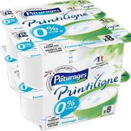 Printiligne - Fromage blanc 0% MG