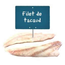 Filet de TACAUD la portion à la demande  à partir de 250 Gr env