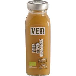 Very Veg Boisson poire citron gingembre BIO la bouteille de 200 ml