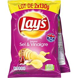 Lay's Chips saveur sel & vinaigre