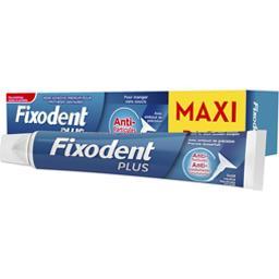 Crème adhésive pour prothèses dentaires
