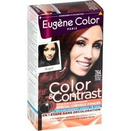 Color & Contrast - Coloration acajou rouge 7.64