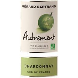 Vin de pays d'Oc 'Autrement' Chardonnay BIO, vin blanc