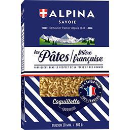 Les Pâtes Filière Française - Coquillette