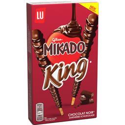 Mikado - Biscuits King chocolat noir